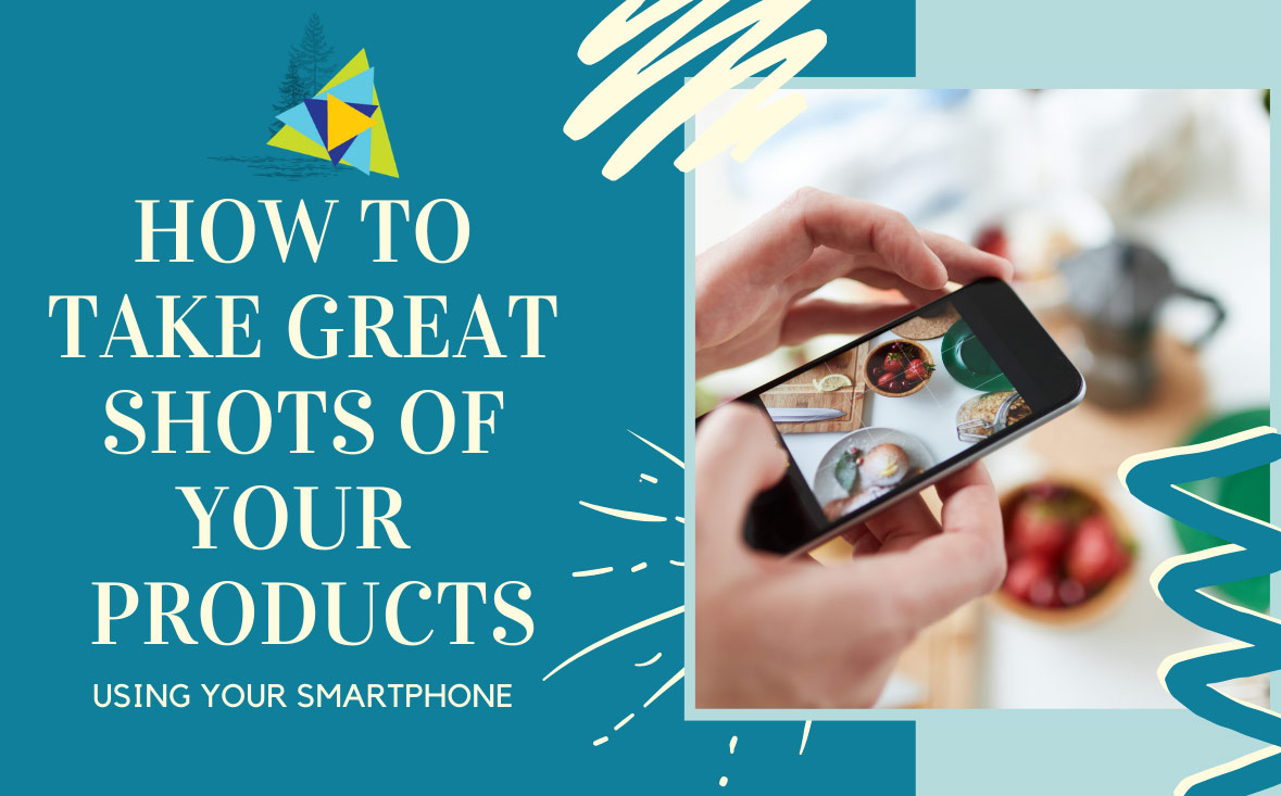 How to Take Great Shots of your Products