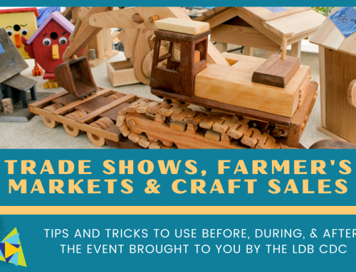 Trade Shows, Farmer's Markets and Craft Sales Marketing Strategy: What to Do Before, During and After