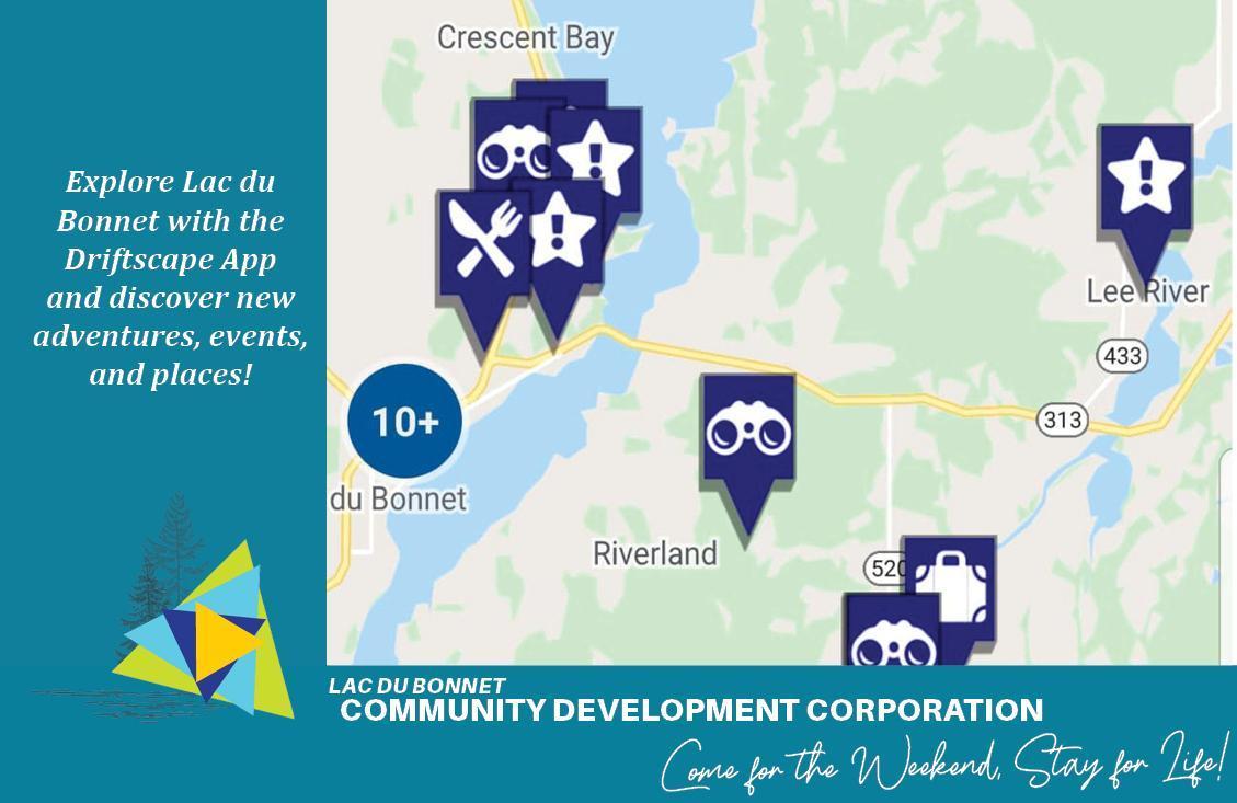Lac du Bonnet Community Initiative Modern Day Tourism Marketing